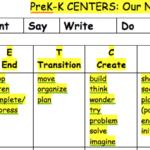PreSchool-Kindergarten Centers