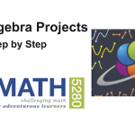 Deep Algebra Projects: Step by Step