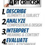 Critiquing Art