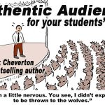 Authentic Audience – Get your young writers' work seen by others