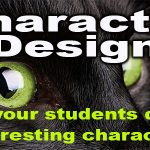 Help students design flawed characters